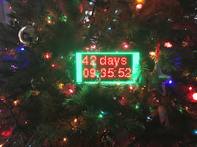 Christmas Countdown Clock image