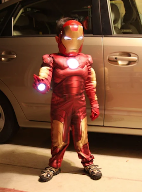 10 Year Anniversary Classic Project BeagleBoard® Iron Man Suit Has 7 Million Viewers and Counting
